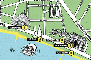 Honeycomb's Cannes Survival Guide