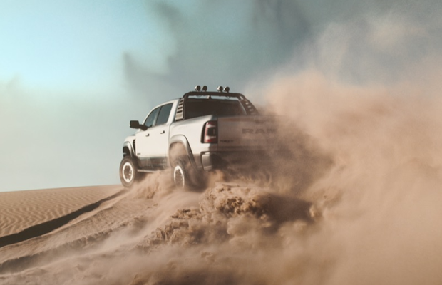 RAM Builds Momentum and Excitement in Campaign for the 2021 TRX