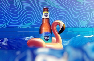 Aggressive Conjures 'Colors of Summer' for Sam Adams Beer and MMB