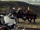 Anattic's Touching Spot Captures Mental Health Motorbike's Message of Support
