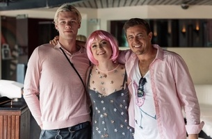 Industry's Finest Gather in Pink for Heckler's Spectacular 7th Birthday Party