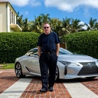 Renowed Author James Patterson Writes Ultimate Review for Lexus' LC 500 Coupe via M&C Saatchi
