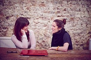 New Talent: Lucie Beecham & Lisa Turnbull