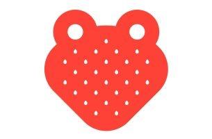 StrawberryFrog Leaps to a New Logo