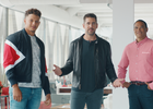 Football Rivals Rodgers and Mahomes Featured in New State Farm Spots