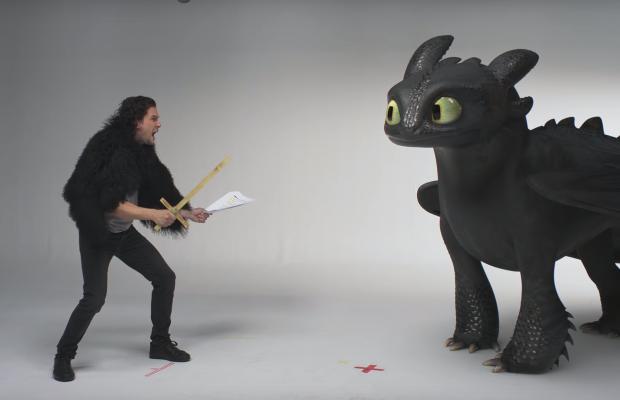 Dracarys: Chris Waitt on Directing Dragons and Kit Harington