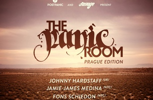 The PanicRoom is Coming to Prague