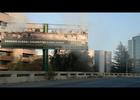 Burning Billboard