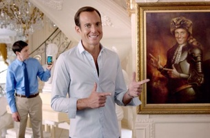 BBDO Atlanta and Will Arnett for AT&T