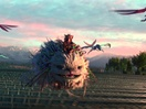 Fantastic Beasts Soar Above Wind Turbines in EDF Campaign 'The Race'