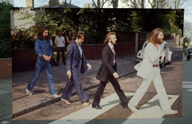 Step Into the Famous Abbey Road Studios with Google's