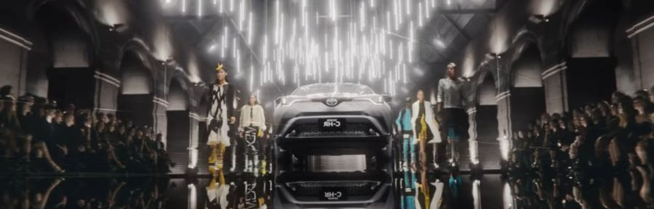 Toyota Takes a Thrilling Next Step in New Campaign from BWM Dentsu