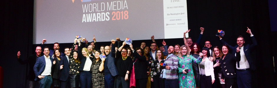 Shell Lights the Way with Top Prize at the 2018 World Media Awards