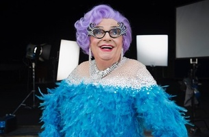 Dame Edna Sends a Message to Australian Women in Newly Launched Film for MLA