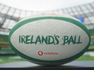 This Rugby Ball Features Fingerprints from the 32 Counties of Ireland