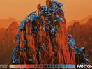 Pantone Twists Colours to Create Stunning Other-Worldly Landscapes