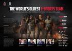 Summary Board World's Oldest e-Sports Team