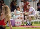 Stumble into the World of 'Beautiful People' in Ed Sheeran's Latest Promo