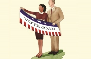 Geometry Global Encourages Women to Run for Office with 'See Joan Run' Book