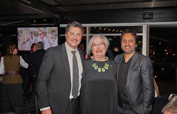 100 Guests Gather in Sydney to Honour Saatchi & Saatchi Australia's 40th Anniversary