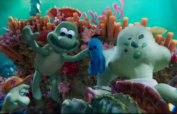 Aardman and Oscar-Winning Actors Tell Heartbreaking Animated Turtle Tale for Greenpeace
