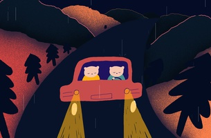 Katy Wang's Tom Rosenthal Video is Cute and Wobbly