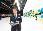 "Mercedes-Benz Canada Sets ""Most Balloons Suspended by Static Electricity"" World Record"