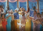 Mount Olympus Parties Hard in Brilliant New Spot for ALDI