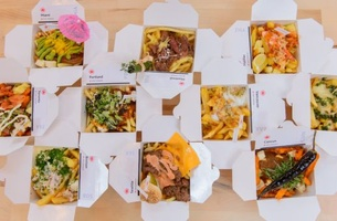 Londoners Get a Taste of Canada with a Pop-Up Poutinerie