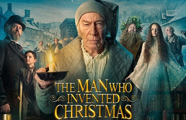 The Man Who Invented Christmas Release Date.The Man Who Invented Christmas Opens In Cinemas Today
