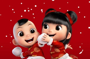 Cute Coca-Cola Clay Dolls Bring People Together for Chinese New Year