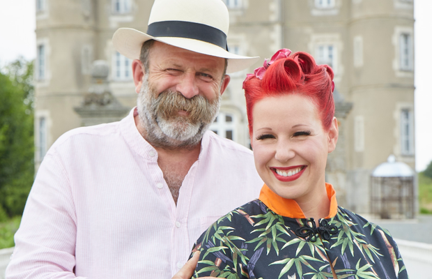 Homebase Announces 'Give it a Go' Collaboration with Dick and Angel Strawbridge