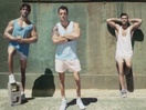 They Say Never Skip Leg Day, But These Musical Musclemen Disagree