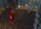 Netflix - Money Heist   Piazza Affari