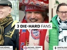 Bundesliga's New Spot Reveals the True Colours of Three Die-Hard German Footy Fans
