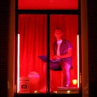 Why This 180 Amsterdam Junior AD Has Swapped His Desk for a Red Light District Window