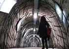 Croatia Insurance Company's 'The Tunnel' Exhibition Generates Over a 100,000 Visitors