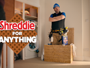 DIY Legend Nick 'Get It Done' Knowles is Ready for Anything with Shreddies