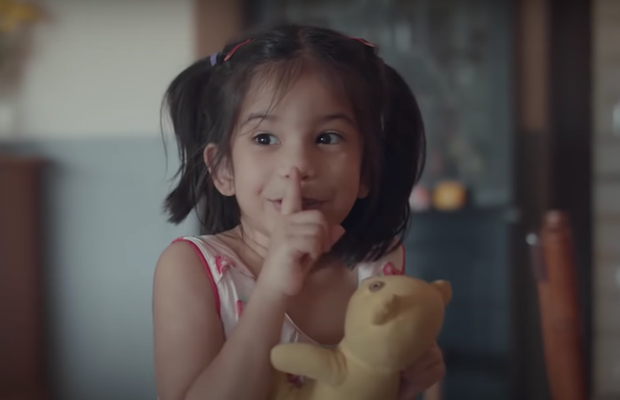 Hershey's India Shares a Touching Ode to the Children of Lockdown