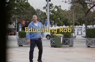 Sydney comedian Rob Shehadie goes to TAFE Western Sydney in new web series via VCCP
