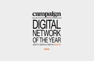 Isobar APAC Celebrates at Agency of the Year Awards