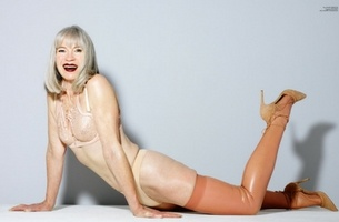 Rankin Tackles Ageism for Impression Mag