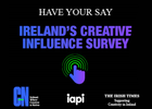 Deadline Extended for 'Ireland's Creative Influence' Survey to 15th September