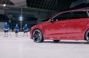 Audi Plays Extreme Sports in BBH London's Intense New Campaign