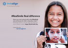 Invisalign & Doner Give a #RealSmile to Raise Money for Operation Smile