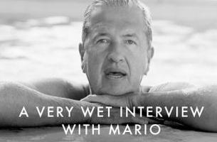Vogue & Sophie Edelstein Celebrate Mario Testino in Star-studded Rockumentary