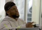 Kevin Hart Works at a Philly Gym as Part of Mountain Dew's 'DEW Time Off' Campaign