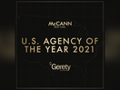 McCann New York Named Gerety's 2021 US Agency of the Year