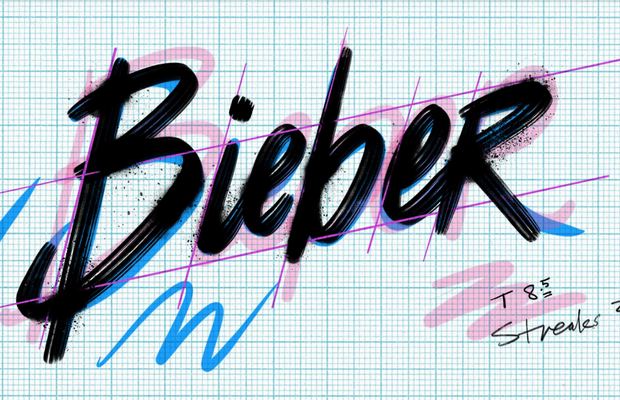 Louder Than Words: The Art Of Music Video Typography