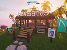 Cheil Creates Summer Island for Drop for Havaianas x Fortnite Special Edition